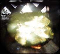 glassreflection