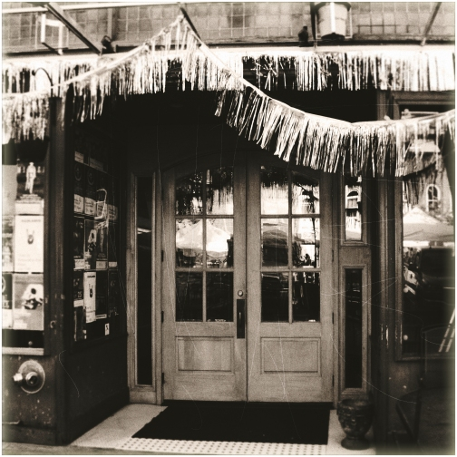 Antique style Shop Front