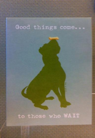 A nice card