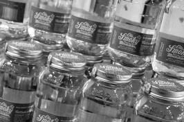 Jars of the original flavor