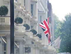 The Union Jack.