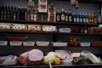 Italian Restaurant in Portobello Market