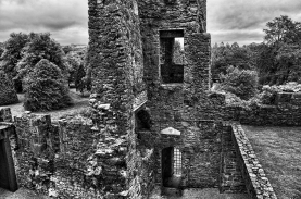 Irish Castle Ruins