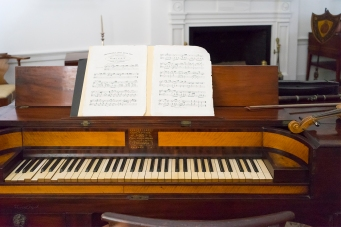 Historic Music Room