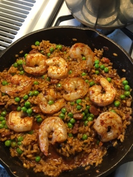 The final Paella