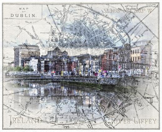 River Liffey Dublinsm