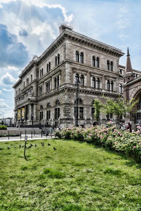 Budapest Spring