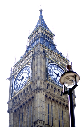 The clock at Big Ben before. It's soft, the exposure is bad. That weird light is in the way. The angle was weird. This is not the absolute original as they file is on a currently dead drive.